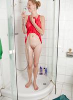 Misha in Bathroom Closeups (nude photo 7 of 16)