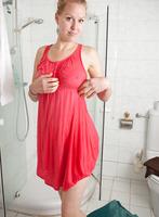 Misha in Bathroom Closeups (nude photo 8 of 16)