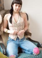 Tahlia J in Hirsute Tease (nude photo 3 of 16)