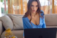 Gloria Sol in Freelancer by Alex-Lynn (nude photo 2 of 15)