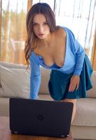 Gloria Sol in Freelancer by Alex-Lynn (nude photo 5 of 15)