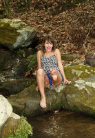 Kimmy Granger in Babbling Brook by All Ladies Shaved (nude photo 2 of 16)