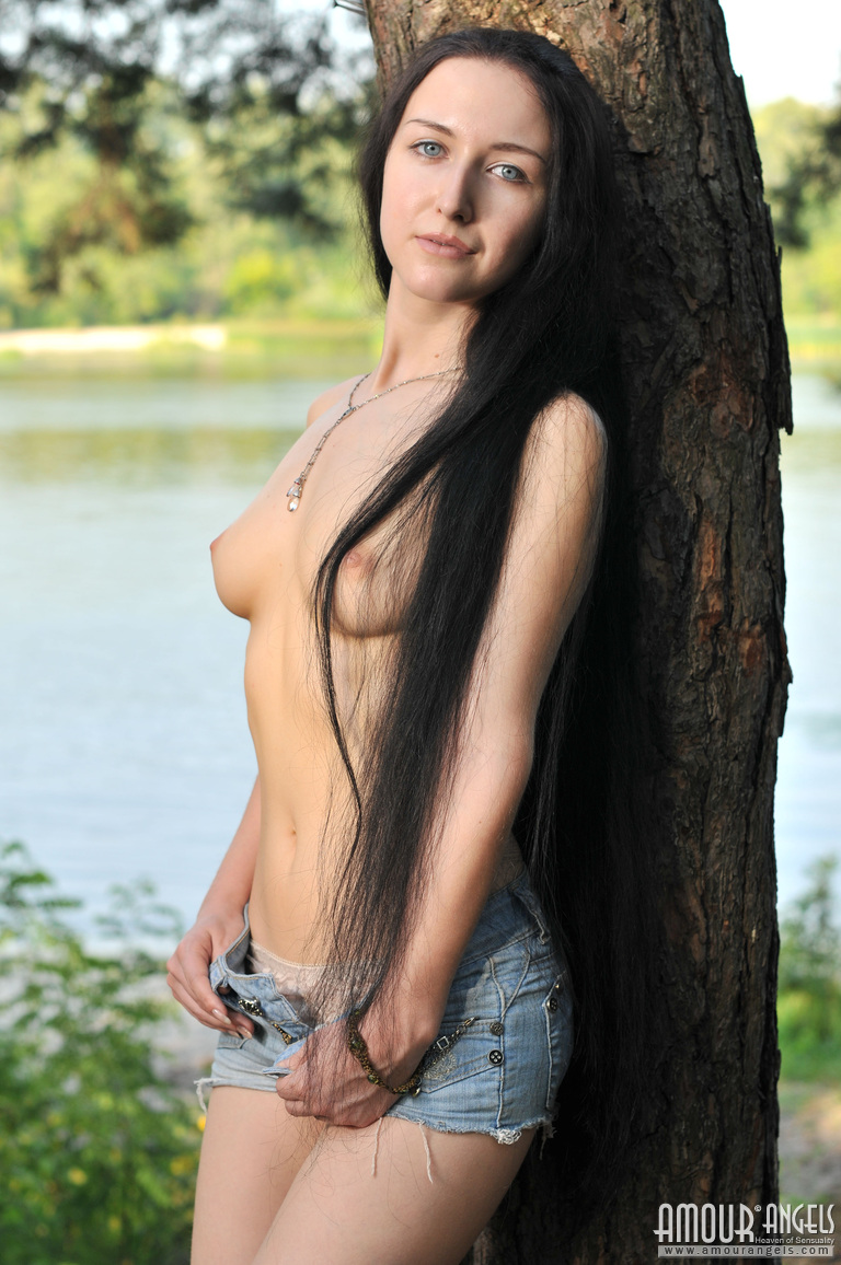 Lisi In Riverside By Amour Angels 16 Photos  Erotic -6074