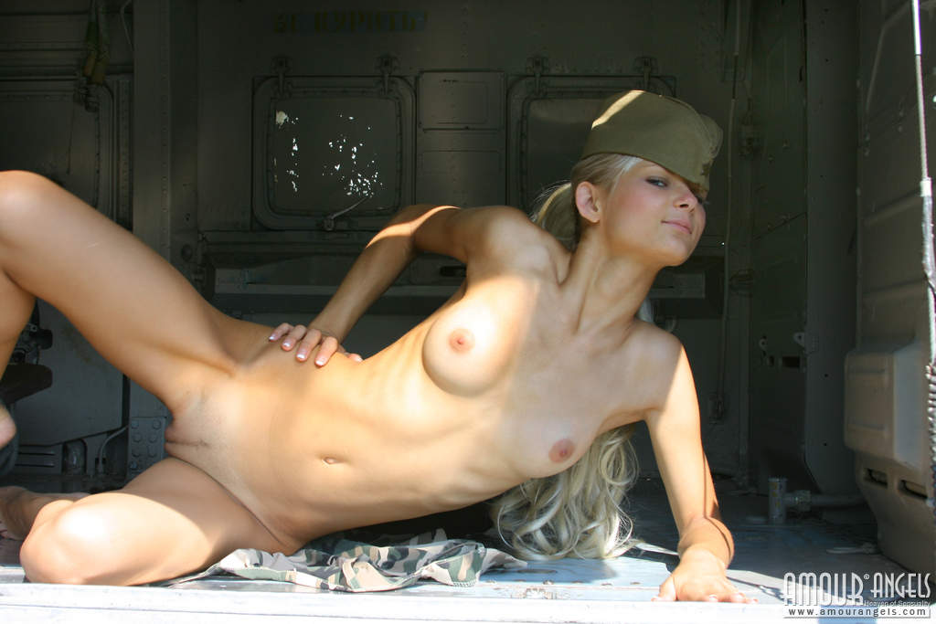 Military Girl Sveta By Amour Angels Photos Erotic Beauties