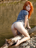 Lilu in Wildfires by Amour Angels (nude photo 3 of 20)
