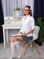Milana in Easy Lessons by Amour Angels (nude photo 1 of 20)