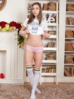 Raisa in Rainbow Girl by Amour Angels (nude photo 5 of 20)