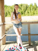 Luna in Sunny Day by Amour Angels (nude photo 1 of 20)