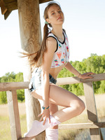 Luna in Sunny Day by Amour Angels (nude photo 5 of 20)