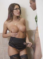 August Ames in Afternoon Quickie by Babes.com (nude photo 15 of 16)