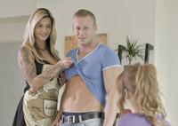 Alexis Crystal & Klarisa Leone in Sex Ed (nude photo 6 of 16)