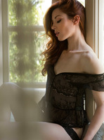 Stoya in Black Lingerie by Babes.com (nude photo 4 of 16)