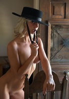 Victoriah in Fedora by Breath Takers (nude photo 1 of 12)