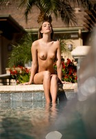 Kenna James in Poolside Tease by Digital Desire (nude photo 10 of 16)