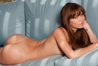 Capri Anderson strip teasing in sexy softcore photos (nude photo 13 of 17)