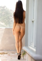 Asian stunner Sharon Lee shows off her voluptuous naked body (nude photo 16 of 16)