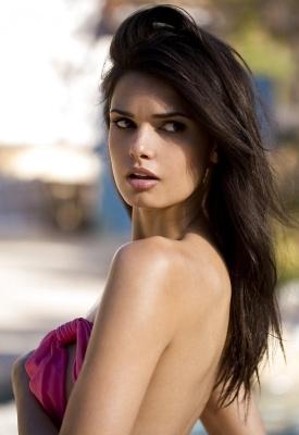 16 Pics: Digital Desire model Karmen in Bikini Poses
