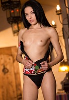 Evelyn Fierce in Black Panties by Digital Desire (nude photo 5 of 16)