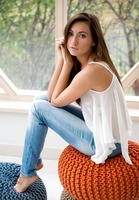 Michaela Isizzu in Blue Jeans by Digital Desire (nude photo 2 of 16)