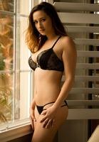 Ashley Adams in Black Panties by Digital Desire (nude photo 2 of 16)