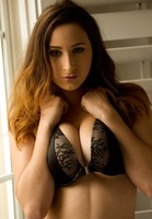 Ashley Adams in Black Panties by Digital Desire (nude photo 3 of 16)