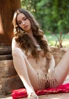 Tali Dova in Outdoor Striptease by Digital Desire (nude photo 15 of 16)
