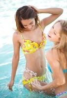 Uma Jolie and Goldie in Poolside Pleasure by Digital Desire (nude photo 4 of 16)