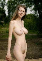 Valentina in Playing In The Water (nude photo 15 of 16)