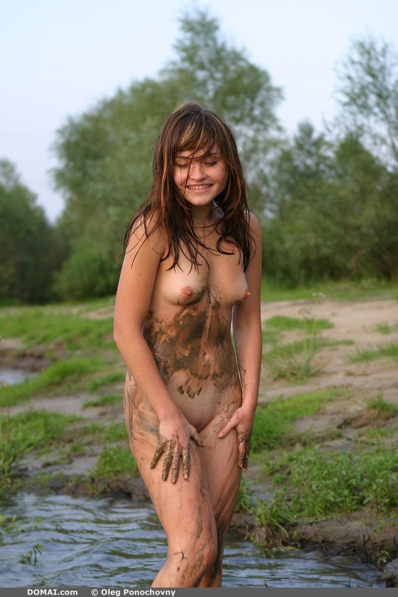 Ann In Mud Bath By Domai 16 Photos  Erotic Beauties-8239