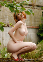 Clelia in Naked Girl Outdoors by Domai (nude photo 10 of 16)