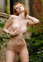 Clelia in Naked Girl Outdoors by Domai (nude photo 11 of 16)