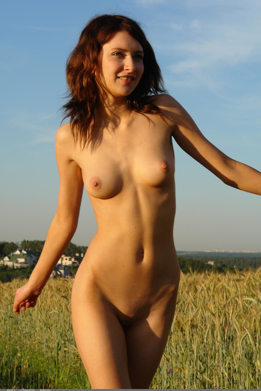 Dariya A in Nature Nudes by Domai (16 photos) | Erotic ...