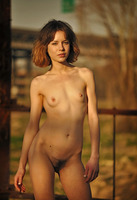 Emily Windsor in Outdoor Nudes by Domai (nude photo 9 of 16)