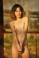 Emily Windsor in Outdoor Nudes by Domai (nude photo 10 of 16)