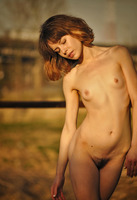 Emily Windsor in Outdoor Nudes by Domai (nude photo 12 of 16)