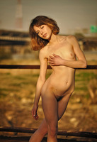 Emily Windsor in Outdoor Nudes by Domai (nude photo 13 of 16)