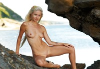 Silvia C in Cave Beauty (nude photo 13 of 16)