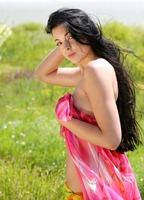 Anna Aq in Grasslands (nude photo 1 of 16)