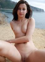 Georgia Jones On The Beach (nude photo 12 of 16)