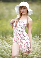 Sasha J in The Meadow by Erotic Beauty (nude photo 1 of 16)