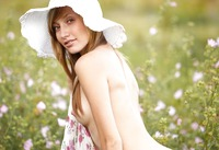 Sasha J in The Meadow by Erotic Beauty (nude photo 2 of 16)