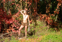 Sarka in Autumn Colors by Erotic Beauty (nude photo 2 of 16)