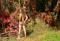 Sarka in Autumn Colors by Erotic Beauty (nude photo 3 of 16)