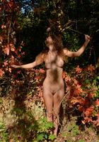 Sarka in Autumn Colors by Erotic Beauty (nude photo 6 of 16)