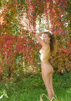 Sarka in Autumn Colors by Erotic Beauty (nude photo 12 of 16)