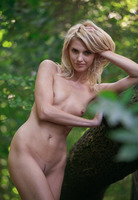Lilly A in With The Trees by Erotic Beauty (nude photo 1 of 16)
