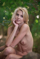 Lilly A in With The Trees by Erotic Beauty (nude photo 9 of 16)