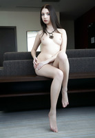 Pale Erotic Poser (nude photo 1 of 16)