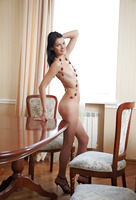 Desiree in Alcantara (nude photo 11 of 16)