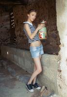 Mila in Body Milk by Eternal Desire (nude photo 2 of 16)